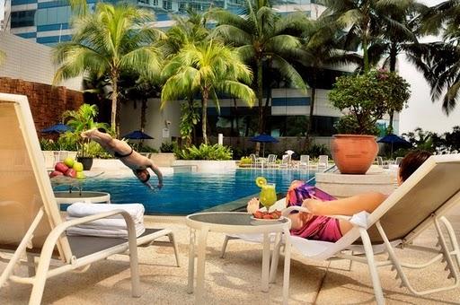Hotel Nikko Kuala Lumpur Pool