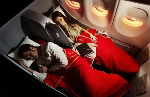 AirAsiaX Premium Seats
