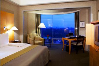 Le Meridien Kuala Lumpur Room